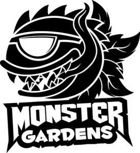 monstor gardens branding