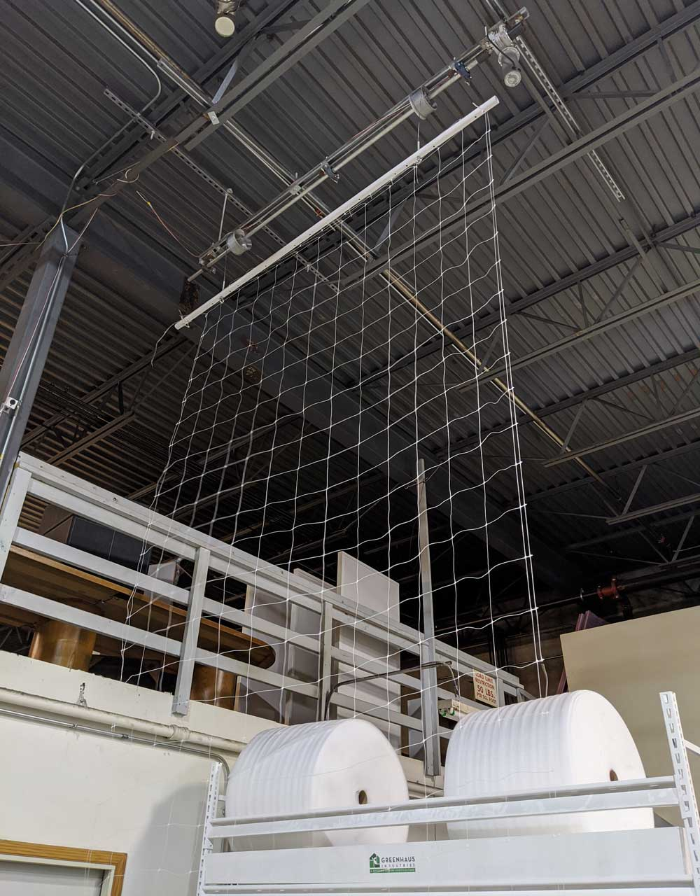 8 ft drying rack ceiling mounted