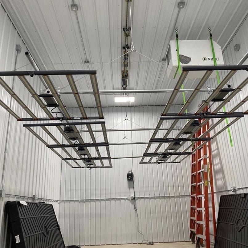 White Farms Light Lift Installed