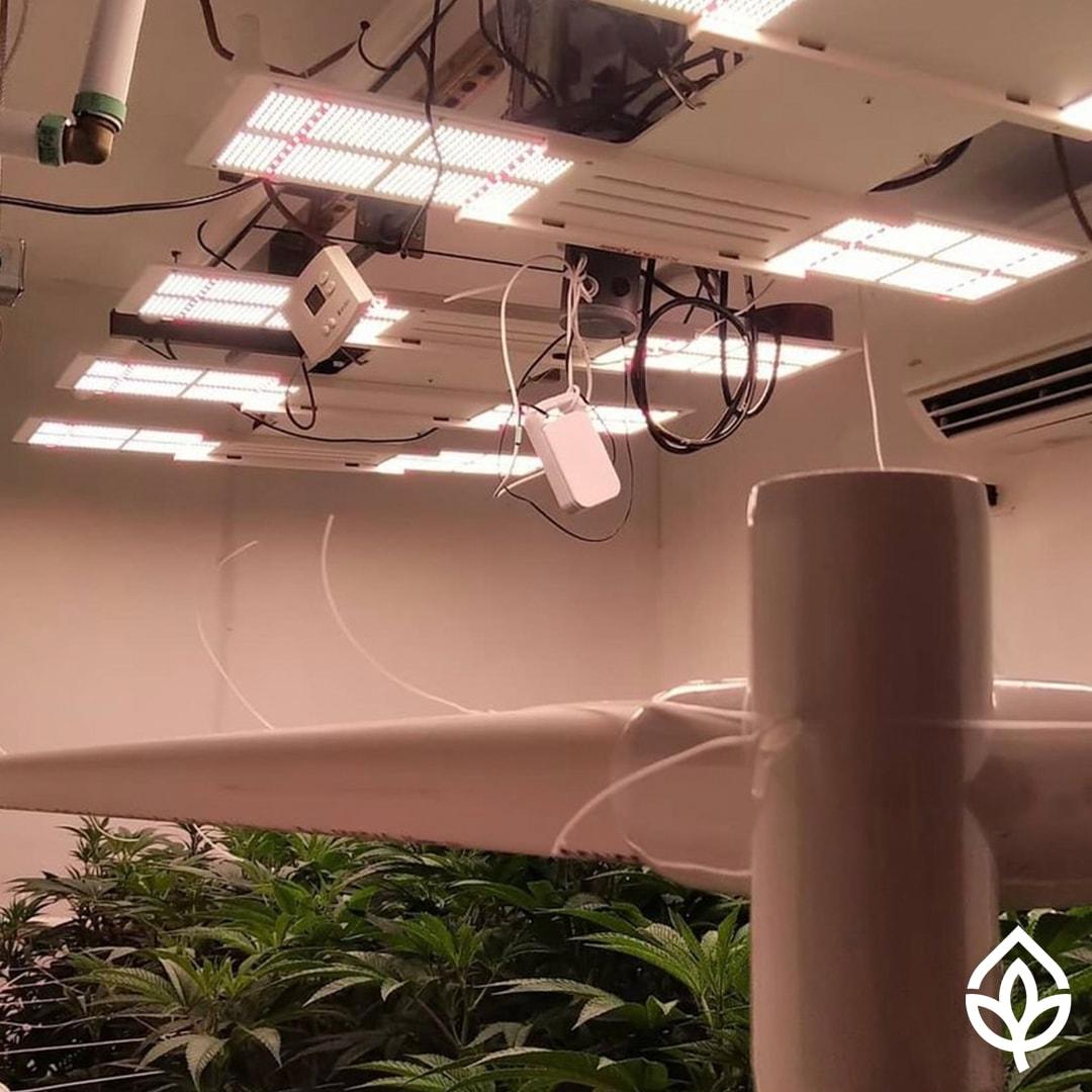 gml light lift installation progress